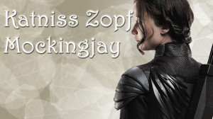 Katniss Zopf Mockingjay